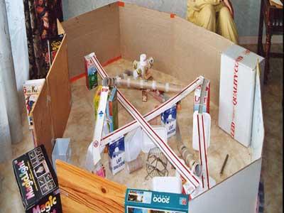 construction et jeux pour souris. Black Bedroom Furniture Sets. Home Design Ideas